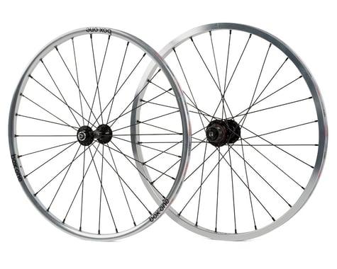 Box Three BMX wheelset (20 x 1-1/8) (Silver)