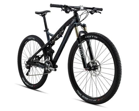 Breezer Supercell Pro 29er Mountain Bike - 2015 (Black/Grey) (17)
