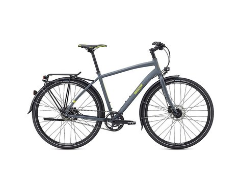 Breezer Beltway 8+ City Bike -- 2017 Performance Exclusive (Grey)