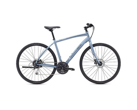 Breezer Liberty 5R City Bike - 2017 (Blue)