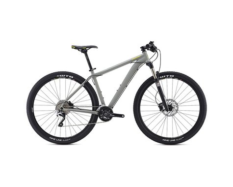 Breezer Thunder Expert 29er Mountain Bike - 2016 (Grey) (21)