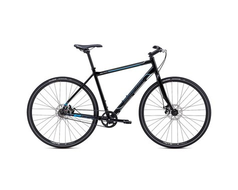 Breezer Beltway City Bike - 2014 (Black/Blue)
