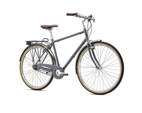 Breezer Downtown 8 City Bike -- 2017 (Grey) (52)