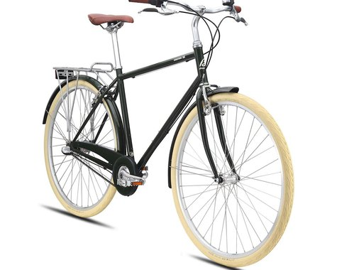 Breezer Downtown 3 City Bike - 2015 (Green) (60)