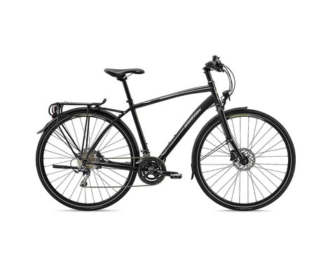 Breezer Liberty 1R+ City Bike - 2016 (Black) (62)