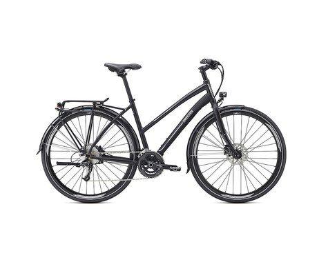 Breezer Liberty 5R Women's City Bike - 2017 (Blue) (56)