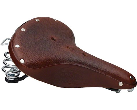 Brooks B67 Men's Saddle (Brown)