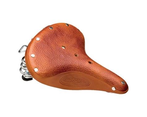 Brooks B67 S Women's Saddle (Honey)