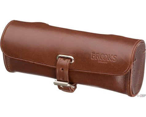 Brooks Challenge Tool Seat Bag (Antique Brown Leather)
