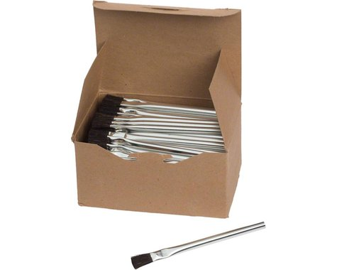 """Brush Research 1/2"""" Wide Acid Brushes Box of 144"""