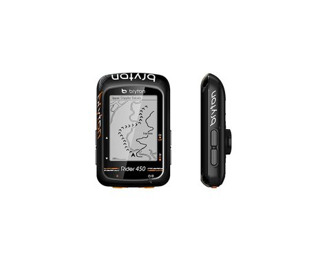 Bryton Rider 450T GPS Bundle (Ant+/Bluetooth) (Mount/Hr-Monitor/Cadence-Sensor)
