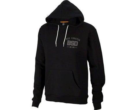 BSD Established Hoodie: Black, SM