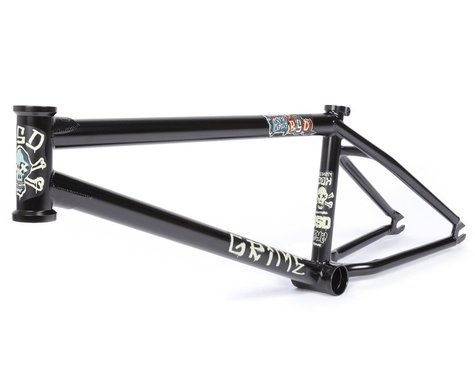 "BSD Grime Frame (Denim Cox) (Black) (21"")"