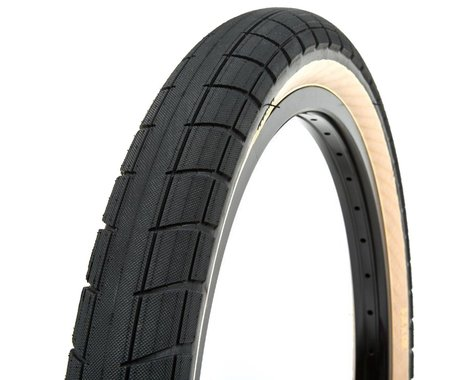 "BSD Donnasqueak Tire (Alex Donnachie) (Black/Tan) (20"") (2.25"")"