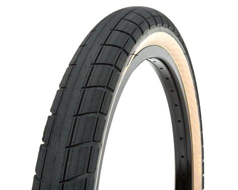 BSD Donnasqueak Tire (Alex Donnachie) (Black/Tan) (20 x 2.40)
