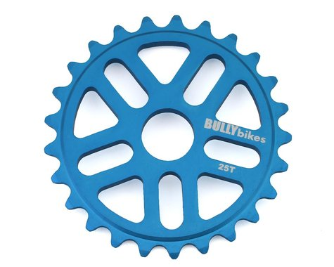 Bully Sprocket (Blue) (25T)
