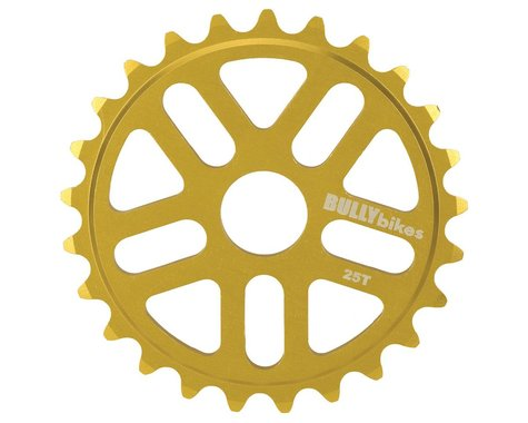 Bully Sprocket (Gold) (25T)