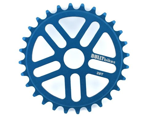 Bully Sprocket (Blue) (28T)