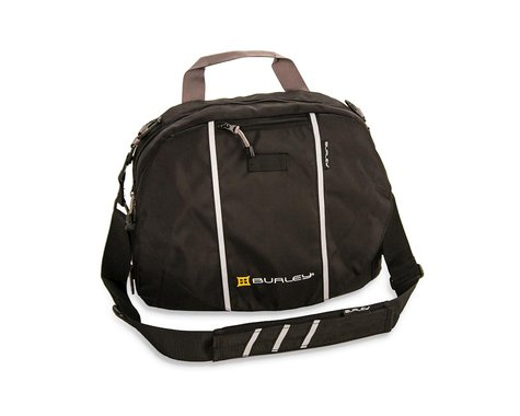Burley Travoy Upper Transit Bag (Black)