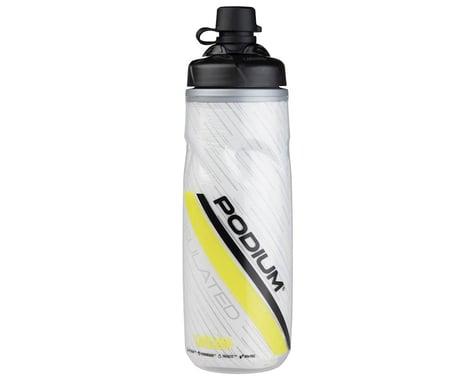 Camelbak Podium Chill Dirt Series Water Bottle (Lime) (21oz)