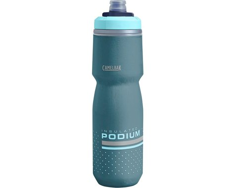 Camelbak Podium Chill Insulated Water Bottle (Teal) (24oz)
