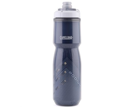 Camelbak Podium Chill Insulated Water Bottle (Navy Perforated) (24oz)