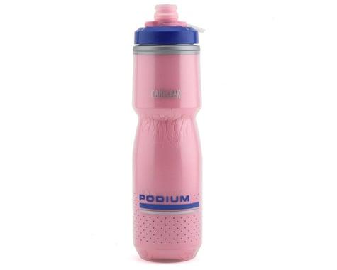 Camelbak Podium Chill Insulated Water Bottle (Pink/Ultramarine) (24oz)