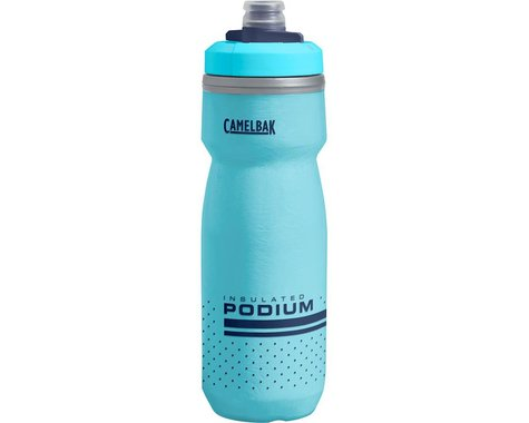 Camelbak Podium Chill Insulated Water Bottle (Lake Blue) (21oz)