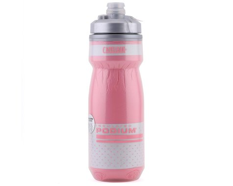 Camelbak Podium Chill Insulated Water Bottle (Reflective Pink) (21oz)