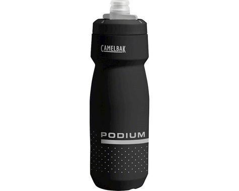 Camelbak Podium Water Bottle (Black) (24oz)