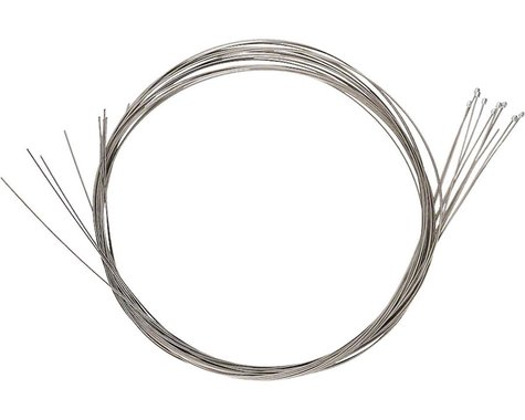 Campagnolo 2000mm Stainless Derailleur Cable, 10-Pack