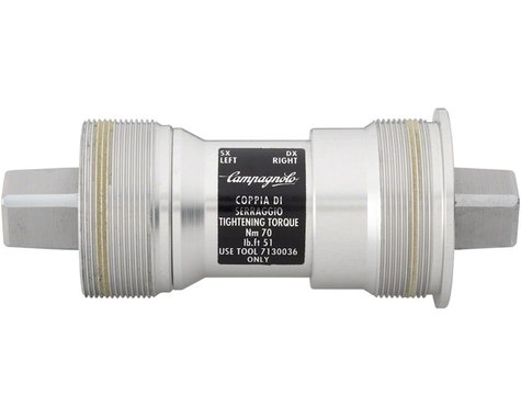 Campagnolo Chorus English Cartridge Bottom Bracket (Silver) (BSA) (68mm) (102mm)