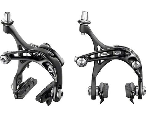 Campagnolo Potenza Brakeset, Dual Pivot Front and Rear, Black