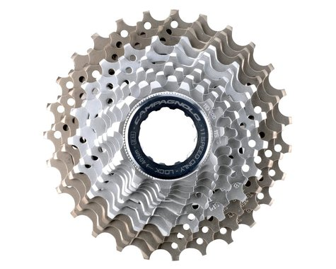 Campagnolo Record 11-Speed Cassette (Silver/Grey) (11-27T)