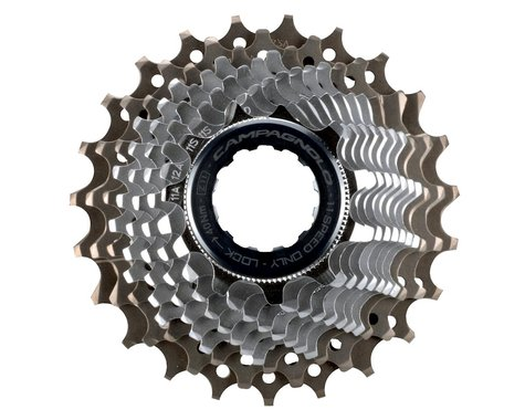 Campagnolo Record 11-Speed Cassette (Silver/Grey) (11-23T)