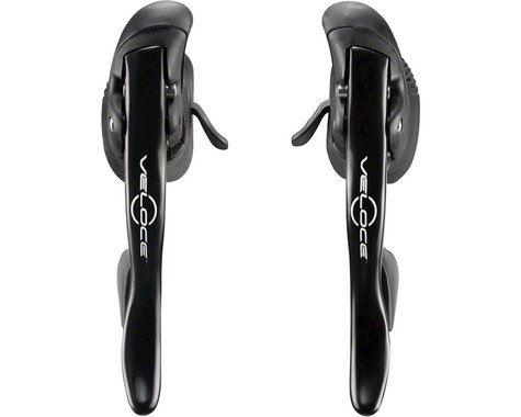 Campagnolo Veloce Ergopower Shifter Set (Black)