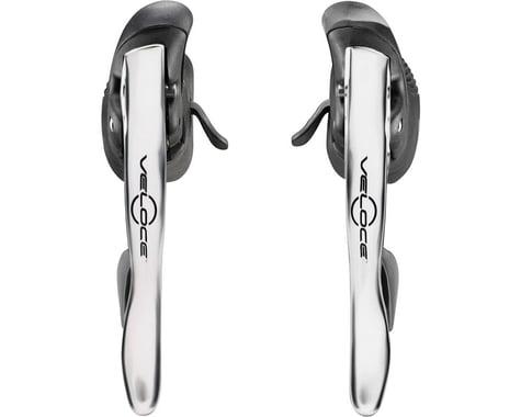 Campagnolo Veloce Ergopower Shifter Set (Silver)