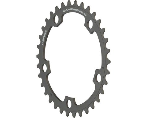 Campagnolo 11-Speed CT Chainring for Athena (Black) (110mm CT BCD) (34T)