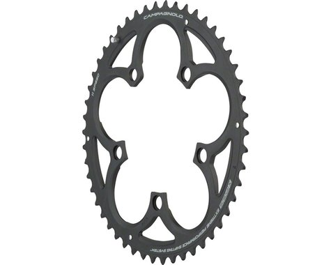 Campagnolo 11 Speed CT Chainring for Athena (Black) (110mm CT BCD) (50T)