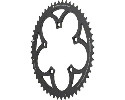 Campagnolo Chainring for 2011-2014 Super Record (Black) (110mm CT BCD) (52T)
