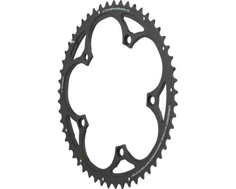 Campagnolo Chainring for 2011-2014 Super Record (Black) (110mm CT BCD) (53T)