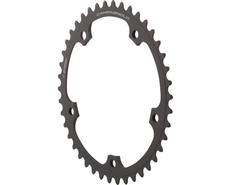 Campagnolo 11-Speed Chainring (Black) (135mm BCD) (42T)
