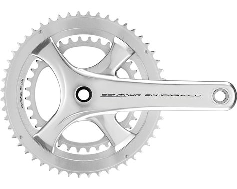 Campagnolo Centaur Crankset (Silver) (2 x 11 Speed) (UltraTorque) (170mm) (52/36T)