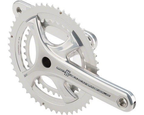 Campagnolo Potenza Crankset - 175mm, 11-Speed, 53/39t, 112/146 Asymmetric BCD, C