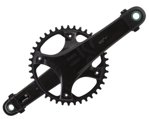 Campagnolo EKAR 13 Speed Gravel Crankset (Black) (170mm) (38T)