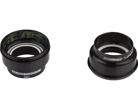 Campagnolo Ultra-Torque Bottom Bracket Cups (Black) (BB86)