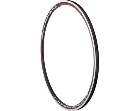 Campagnolo Shamal Ultra Rim - 700, Rim, Black, 21H, Clincher, Rear