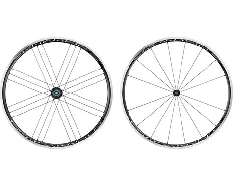 Campagnolo Khamsin Wheelset (Black) (700c) (Clincher)