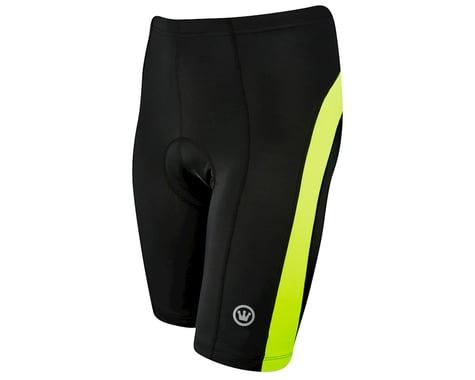 Canari Blade Gel Cycling Shorts (Killer Yellow)