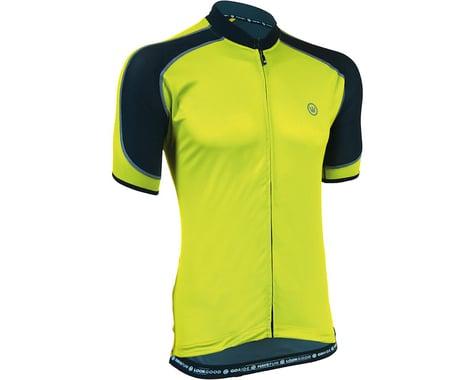 Canari Streamline Short Sleeve Jersey (Killer Yellow)